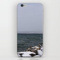 Rock wall iPhone & iPod Skin
