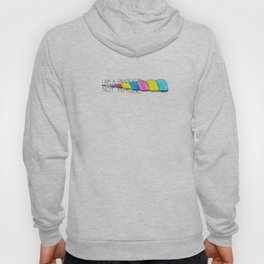 Pansexual, Not Mythical Hoody