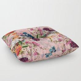 Summer Botanical Garden VIII - II Floor Pillow
