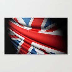 Flag of Great Britain Canvas Print