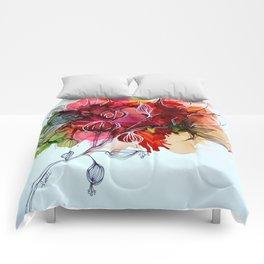Fleurs de coton Comforters