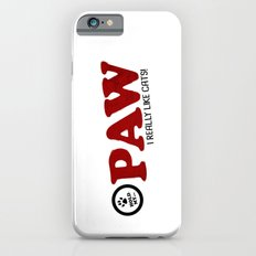 PAW Life - I Like Cats! iPhone 6s Slim Case