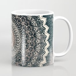 WARM WINTER MANDALA Coffee Mug