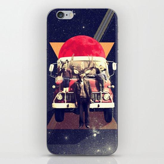 El Camion iPhone & iPod Skin