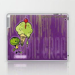 Zombie Green - ABV Collection Laptop & iPad Skin