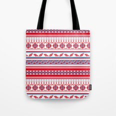 Eastern Lines Tote Bag