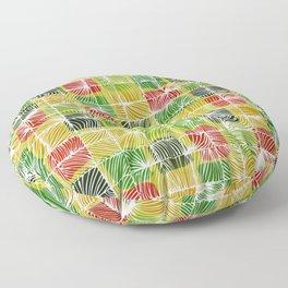 AFRICAN PATTERN 2  Floor Pillow