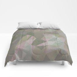 CAN'T FIX WHAT'S BEEN BROKEN Comforters