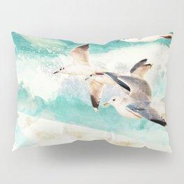 Summer Flight Pillow Sham