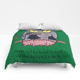 Ye Olde Cowl Comforters