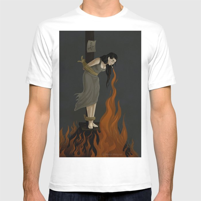 Stay cool, no matter what. T-shirt