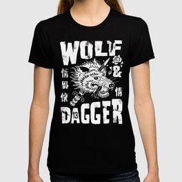 Wolf & Dagger - B&W T-shirt