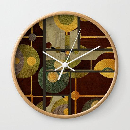 Textures/Abstract 99 Wall Clock
