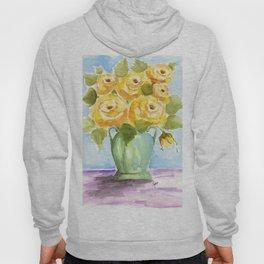 Yellow Rose of Texas Hoody