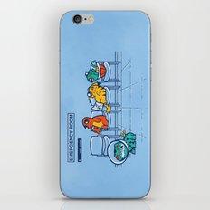 Emergency Room iPhone & iPod Skin