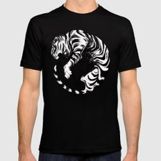 Tiger Day 2014 MEDIUM Mens Fitted Tee Black