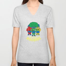 """Great and nice gift for everybody. Grab this """"Clean Machine"""" tee design. Unique and awesome gift Unisex V-Neck"""