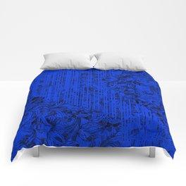 Dark entanglement Comforters