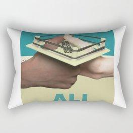 Cassius Modelling Clay Rectangular Pillow