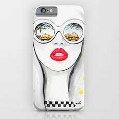 Winter In NYC Slim Case iPhone 6