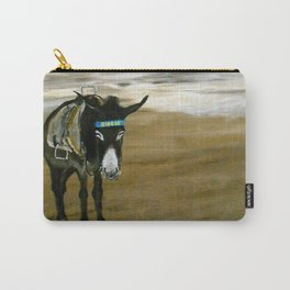 Seaside Donkey Carry-All Pouch