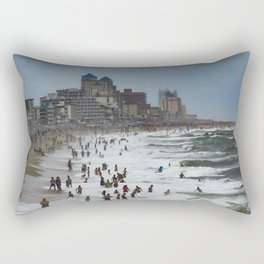 Ocean City Rectangular Pillow