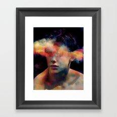 Untitled 20121008r (Brad) Framed Art Print
