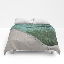 Clovelly Pool Comforters
