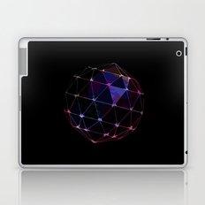 BLACKLIGHT CRYSTAL BALL Laptop & iPad Skin