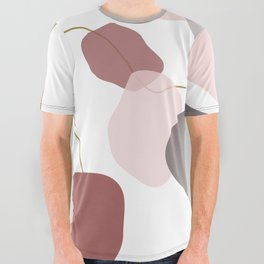 Aries Pattern All Over Graphic Tee