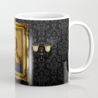king Mugs featuring Bill Murray - replaceface by replaceface
