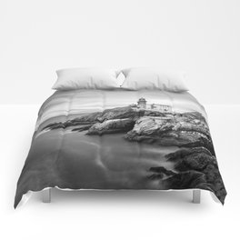 The Baily Lighthouse - Ireland  (RR112) Comforters
