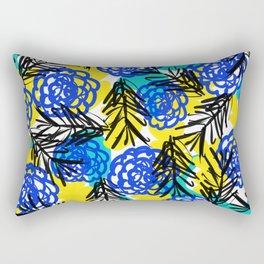 Vibrant day Rectangular Pillow
