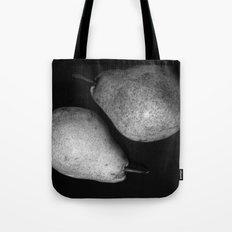 2 Pears Tote Bag