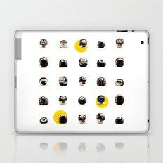 stoneheads 002 Laptop & iPad Skin