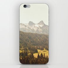 Road through the Mountains iPhone & iPod Skin