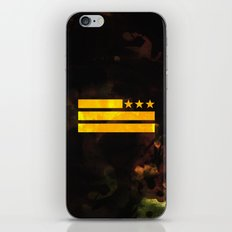 TriStar Flag iPhone & iPod Skin