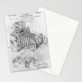 1963 Photographic camera accessory Stationery Cards