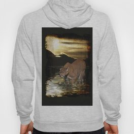 Night of the Cougar Hoody