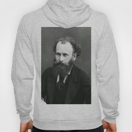 Portrait of Manet by Nadar Hoody