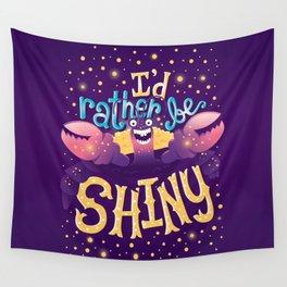 Shiny Wall Tapestry
