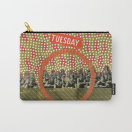 No Dark Sarcasm In The Classroom Carry-All Pouch