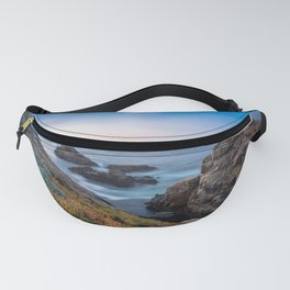 Coastline - The Beauty of Big Sur at Sunrise Fanny Pack