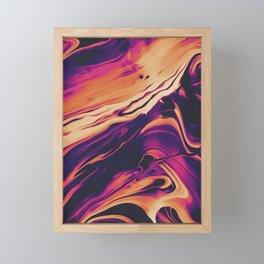 LONG WAY BACK Framed Mini Art Print