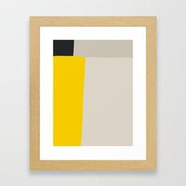 Mid Century Modern 8 Framed Art Print