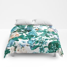 SUMMER BOTANICAL IV Comforters