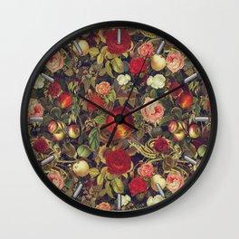 Eden 2 Wall Clock