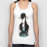 amy Tank Tops featuring Amy by J. Neto