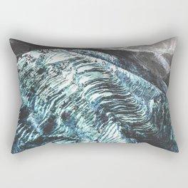 Wavey Mountains Rectangular Pillow