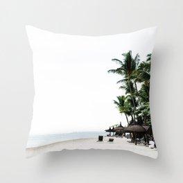 Coast 10 Throw Pillow